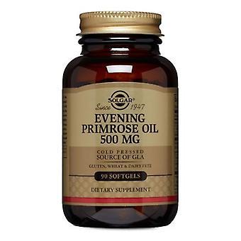 Solgar Aften Primrose Olie, 500 mg, 90 S Gels