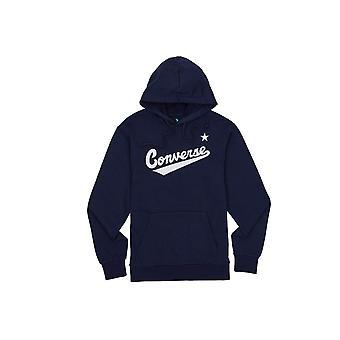 Converse Script Hoodie FT 10017675A04 universal all year men sweatshirts