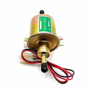 High Quality Low Pressure Universal Diesel Petrol Gasoline Electric Fuel Pump,