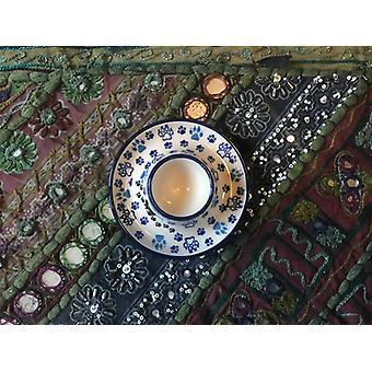 Egg Cup plate, cat, BSN A-0061