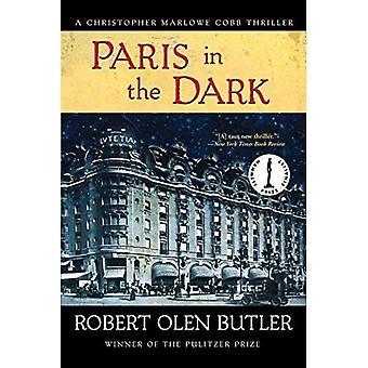 Parijs in het donker
