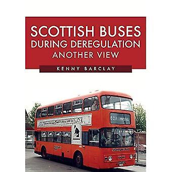 Schotse bussen tijdens deregulering: een ander uitzicht