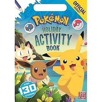 The Official Pokemon Holiday Activity Book (Pokemon)