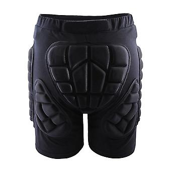 Thick Eva Protection Pad Skateboarding Shorts, Roller Hockey Butt Hip Protector