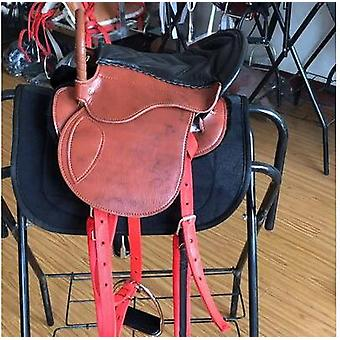 Saddle Full Set Of Harness, Cowhide, ,brand New Equestrian Supplies.
