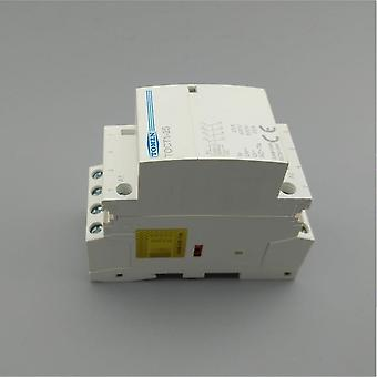 Din Rail Household Ac Modular Contactor