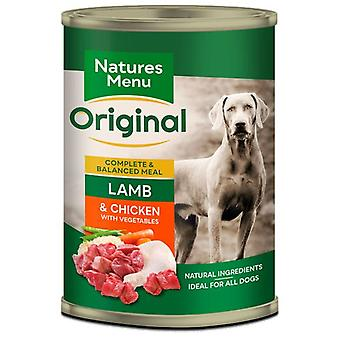 Natures Menu Dog Lamb & Chicken (Dogs , Dog Food , Wet Food)