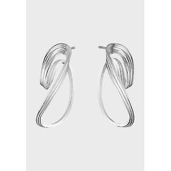 Kalevala Earrings Women's Sielu Silver 2651460T