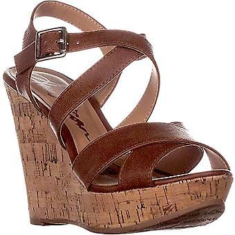 American Rag Womens Rachey2 puntera abierta sandalias de plataforma casual