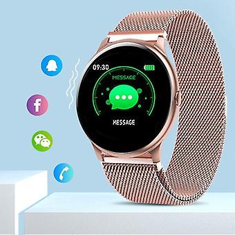 Wodoodporny smartwatch - wielofunkcyjny sport, tętno i ciśnienie krwi