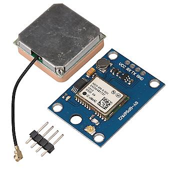 3V-5V GY-GPS6MV2 GPS Microcontroller Receiver w/Super Strong Antenna