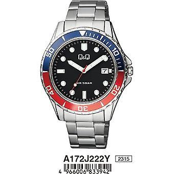 Q&q watch attractive & fashion  a172j222y