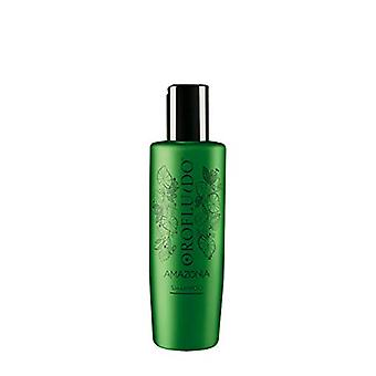 Orofluido Amazonia Shampoo 200ml - For Damaged / Coloured Hair
