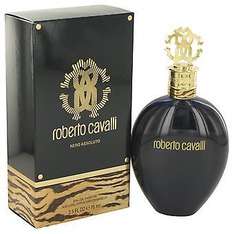 Roberto Cavalli Nero Assoluto-tekijä Roberto Cavalli EDP Spray 75ml