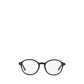 Giorgio Armani AR7004 top matte black / shiny male eyeglasses