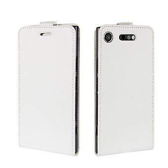 Sony Xperia XA2 Ultra Lompakko Nahkakotelo - Valkoinen