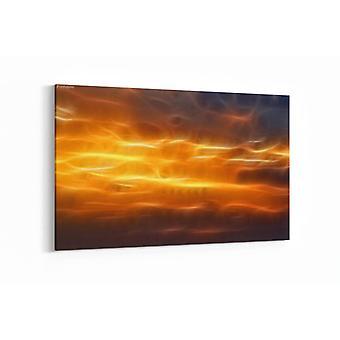 Schilderij - Elektronische kunst — 90x60cm