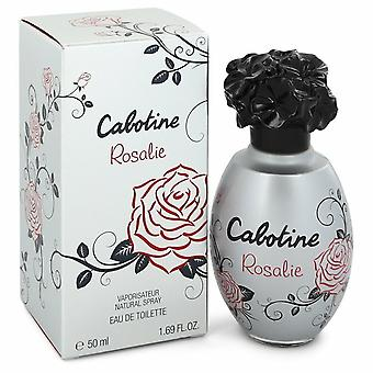 Cabotine Rosalie by Parfums Gres Eau De Toilette Spray 1.7 oz / 50 ml (Women)