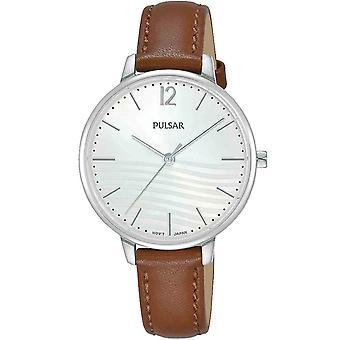 Senhoras Watch Pulsar PH8487X1, Quartzo, 32mm, 5ATM