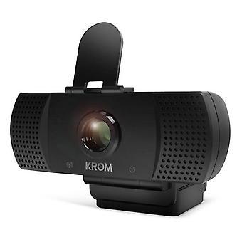 Gaming webcam Chrome Full HD 30 FPS