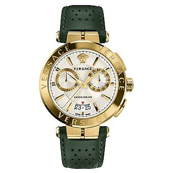 Versace VE1D01320 Aion męski zegarek 45 mm