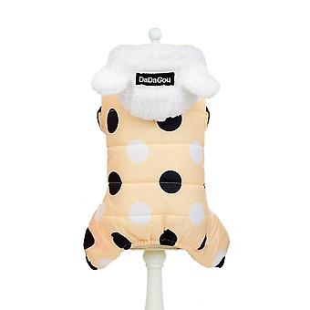 Winter Dog Clothes Hoodie Coat