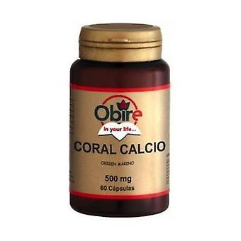 Coral Calcium 60 capsules of 500mg