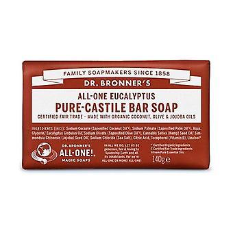 Eucalyptus Pastilla Soap 140 g