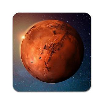 2 ST Planet Mars Coasters