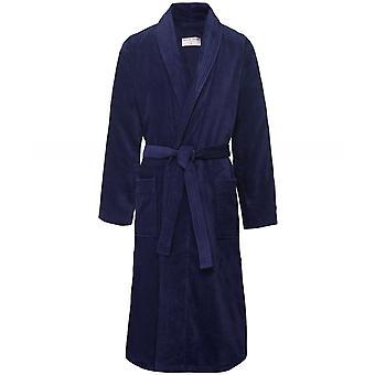 Derek Rose Velour Towelling Triton 10 Robe