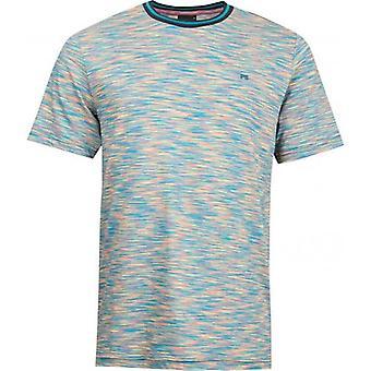 Paul Smith Multi Stripe T-skjorte