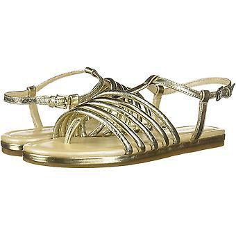 Aerosoler Kvinder's Dråbe Flad Sandal