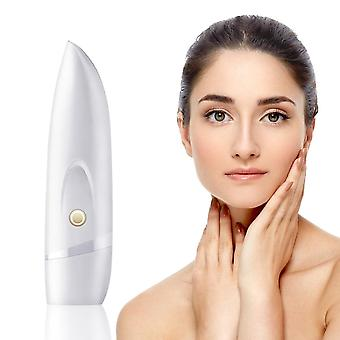 Rf radiofrequency skin rejuvenation beauty device hot warm treatment wrinkle remover anti aging face lifting facial massage tool