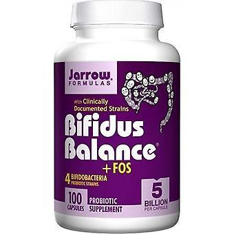 Jarrow Formulas Bifidus Balance + FOS Vegicaps 100