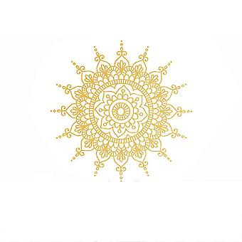 جدار ملصقا الذهب للماء 56x56CM