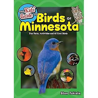 Kids & opas Birds of Minnesota - Fun Facts - Toiminta ja 85