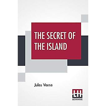 The Secret Of The Island - Translated By W.H.G. Kingston by Jules Vern