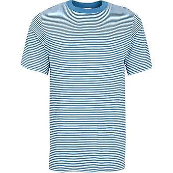 Armor Lux kortærmet stribe T-shirt