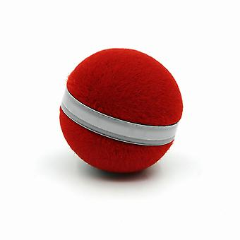 Interactive ball for cats - Red