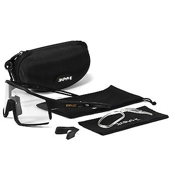 Kapvoe Photochromic Cycling Sunglasses Men Bicycle Goggles Mtb Road Bike