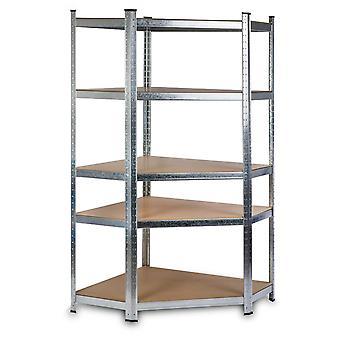 Rack de armazenamento - 180x90x40cm - Armário de canto
