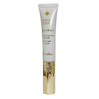 Guerlain Abeille Royale Eye Sculpt Serum 15ml Gold Eyetech - Box Unvollkommen-
