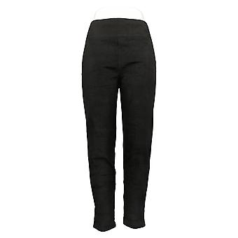 Cuddl Duds Fleecewear Stretch Leggings Black A342094