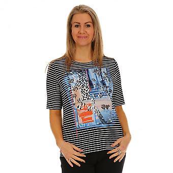 RABE Rabe Blue T-Shirt 46-122354
