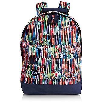 Mi-Pac, Pens Mini Backpack, Multicolor (Multi-Colour)