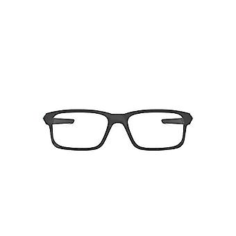 Oakley, Unisex-Erwachsene Brille, Maroon, 49(2)