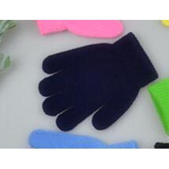 Deti 3-7 rokov Akryl 2 pár zimné rukavice