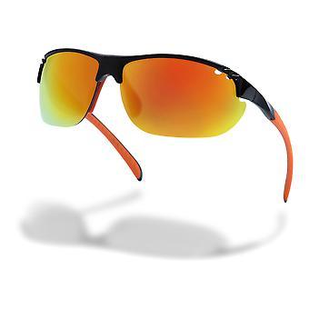 Højere tilstand halv ramme udveksling 4 køre solbriller - AW21