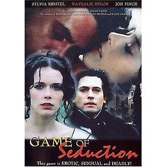 Game of Seduction [DVD] USA import