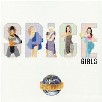 Spice Girls Spiceworld CD